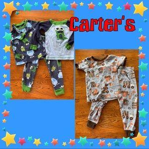 🆕2 Carter's Pajama Sets